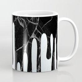 Marble Dripping Coffee Mug