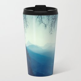Blue Morning Travel Mug