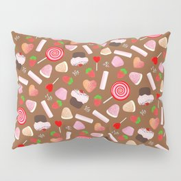 Candies pattern Pillow Sham