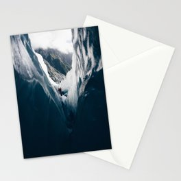 Walls of Ice Stationery Cards
