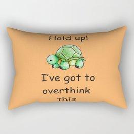 Hold up Rectangular Pillow
