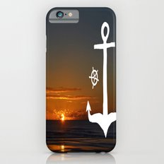 Anchors at Sea Slim Case iPhone 6s