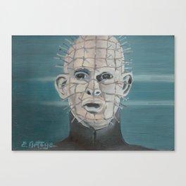 Pin Head Canvas Print