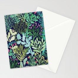 Botanical Glow Stationery Cards