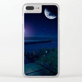 Serenade Clear iPhone Case