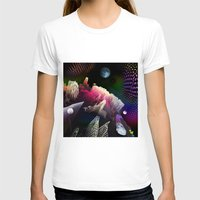 hologram T-shirts featuring Moonlight Drive by Antonio Jader