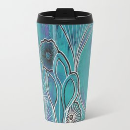Walking into Spiderwebs Travel Mug