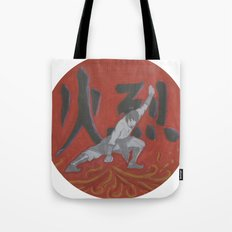 Firebender, Avatar: TLA Tote Bag