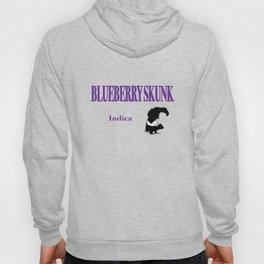 Blueberry Skunk Indica Hoody