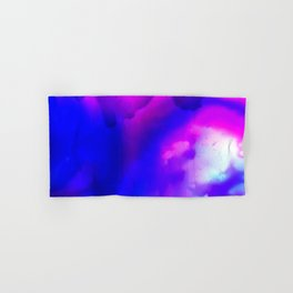 Abstract Bliss 1 by kathy Morton Stanion Hand & Bath Towel
