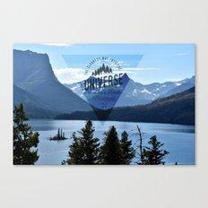 Forest Wilderness Canvas Print