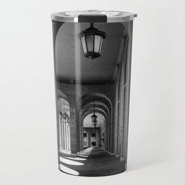 Arcade in Madrid Travel Mug