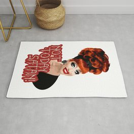 'Not Today Satan!' Bianca Del Rio, RuPaul's Drag Race Queen Rug
