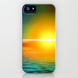 Loca Nature iPhone Case