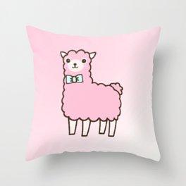 Sheepy Throw Pillow