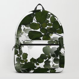 See through leaves Backpack