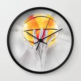 Basketball is life Wall Clock