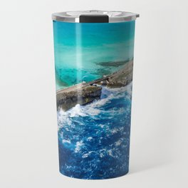 Glass Window Bridge Travel Mug