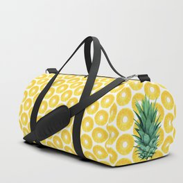 Pineapple Pattern Duffle Bag
