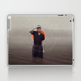 Where Have You Gone Without Me Laptop & iPad Skin