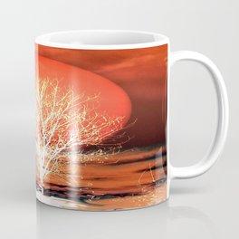 Sun in red Coffee Mug