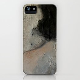 the hours iPhone Case
