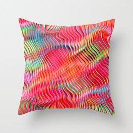 Abstract Pattern XXII Throw Pillow