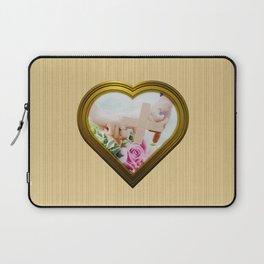 In Love Again - Encore en Amour Laptop Sleeve