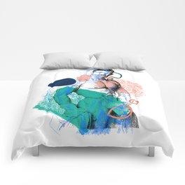 Dominic NewDDOOD Remix Comforters