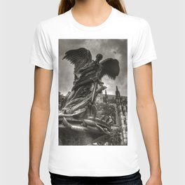 Angel with a sword T-shirt