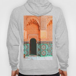 marrakech doorway Hoody