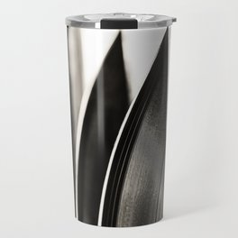 Vintage Vinyl Records 8 Travel Mug