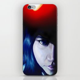 Devil in Disguise iPhone Skin
