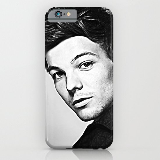 Louis Tomlinson iPhone & iPod Case