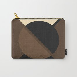 Circle Circle Septia Carry-All Pouch