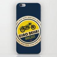 ducati iPhone & iPod Skins featuring Ducati by Liviu Antonescu