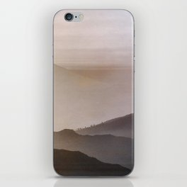 Hazy Dreams iPhone Skin
