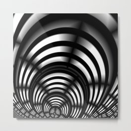 Expand Metal Print