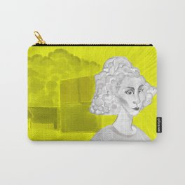 """""""Digital Witness"""" - Virginia McCarthy Carry-All Pouch"""