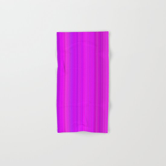 Vertical gradient Hand & Bath Towel
