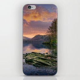 Fall on the Rocks iPhone Skin