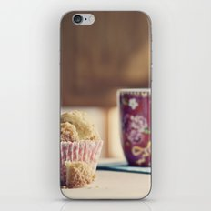 Sweet moment iPhone & iPod Skin