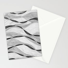 Mountain Ribbons 2 Stationery Cards