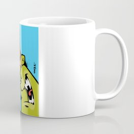 illsurge : King Of The Bombing Bears (2) Coffee Mug