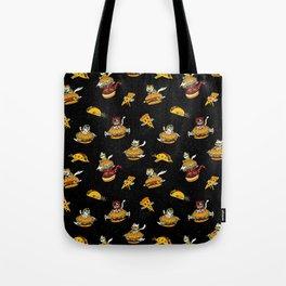 I Can Haz Cheeseburger Spaceships? Tote Bag