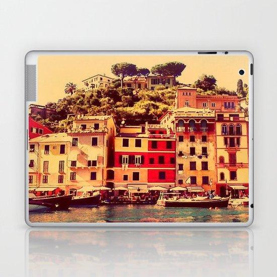 Buongiorno Portofino! Laptop & iPad Skin