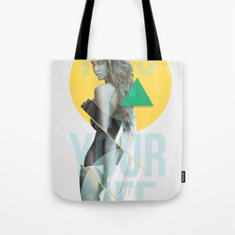 THIS IS YOUR LIFE Tote Bag