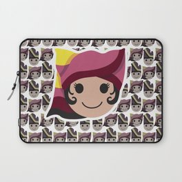 Iconic Headdresses - West Sumatra (Female Version) Laptop Sleeve