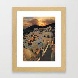 june, 1966 Framed Art Print