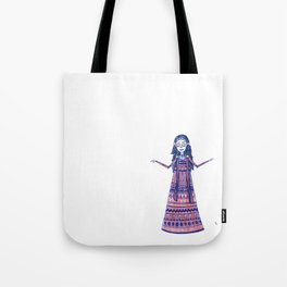 Queen Mira Tote Bag